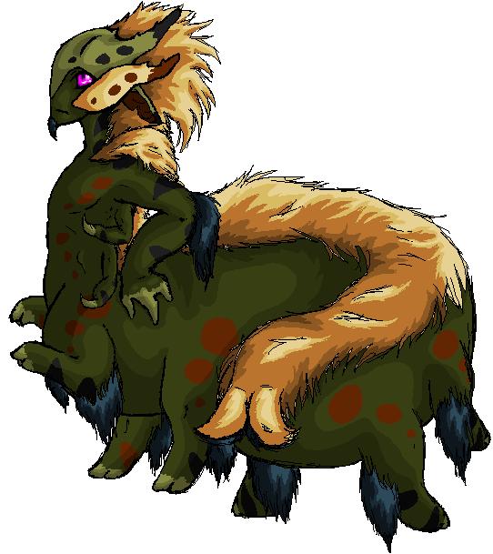 Kittariku's world Yurathmus_the_Pygmy_Pillar_by_KittaRiku