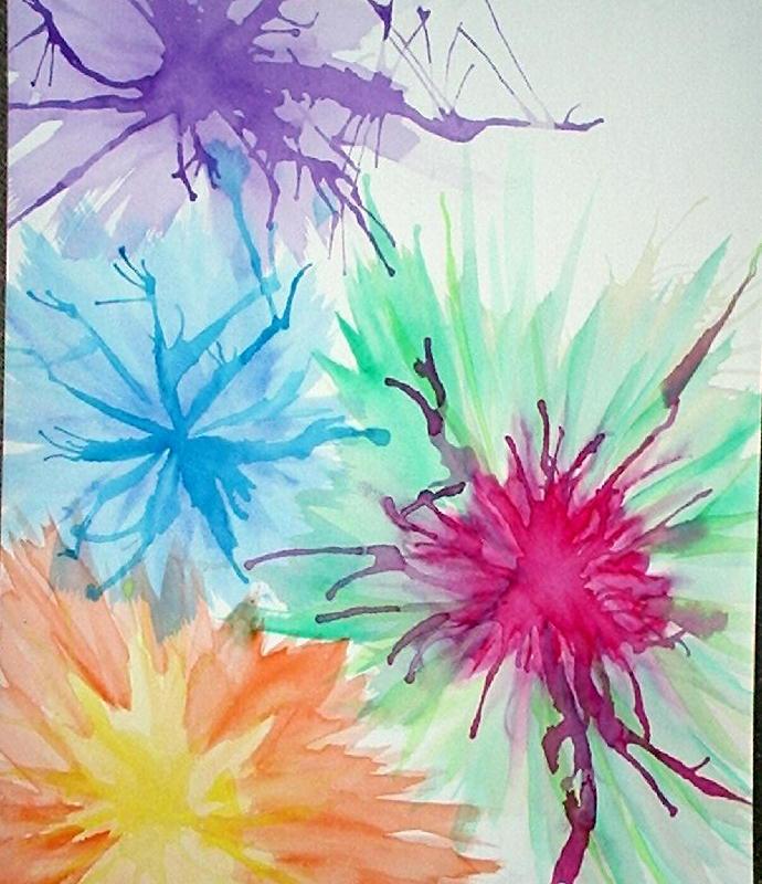 Color splash by AmberArt-EyesColor Splash Eyes