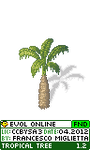 TropicalTree by oldschoolpixels