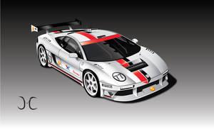 Fiero Evolution GT-R