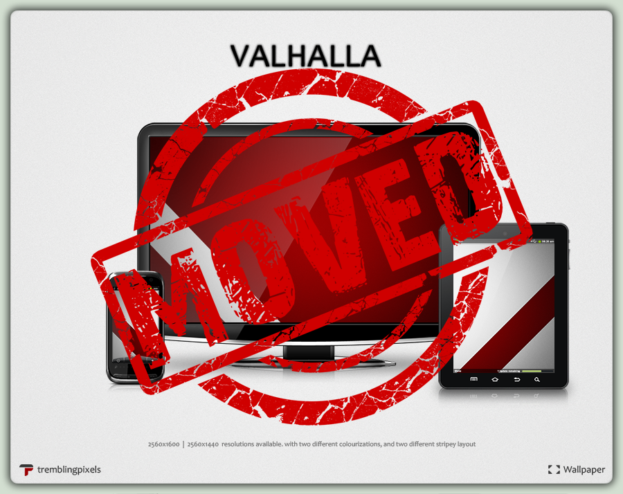valhalla by tremblingpixels