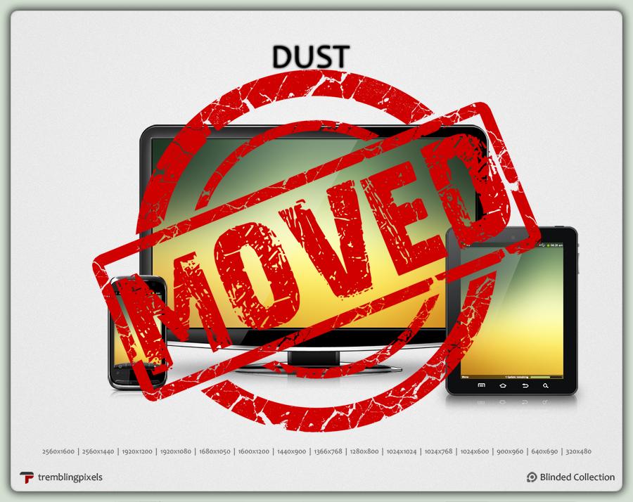 dust by tremblingpixels