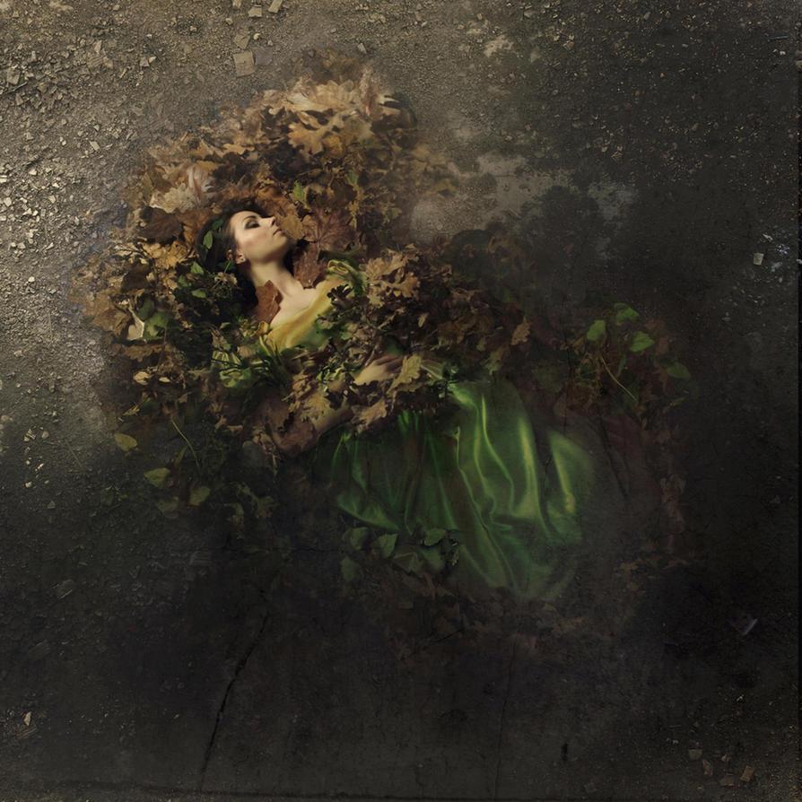Autumn lie by losesprit