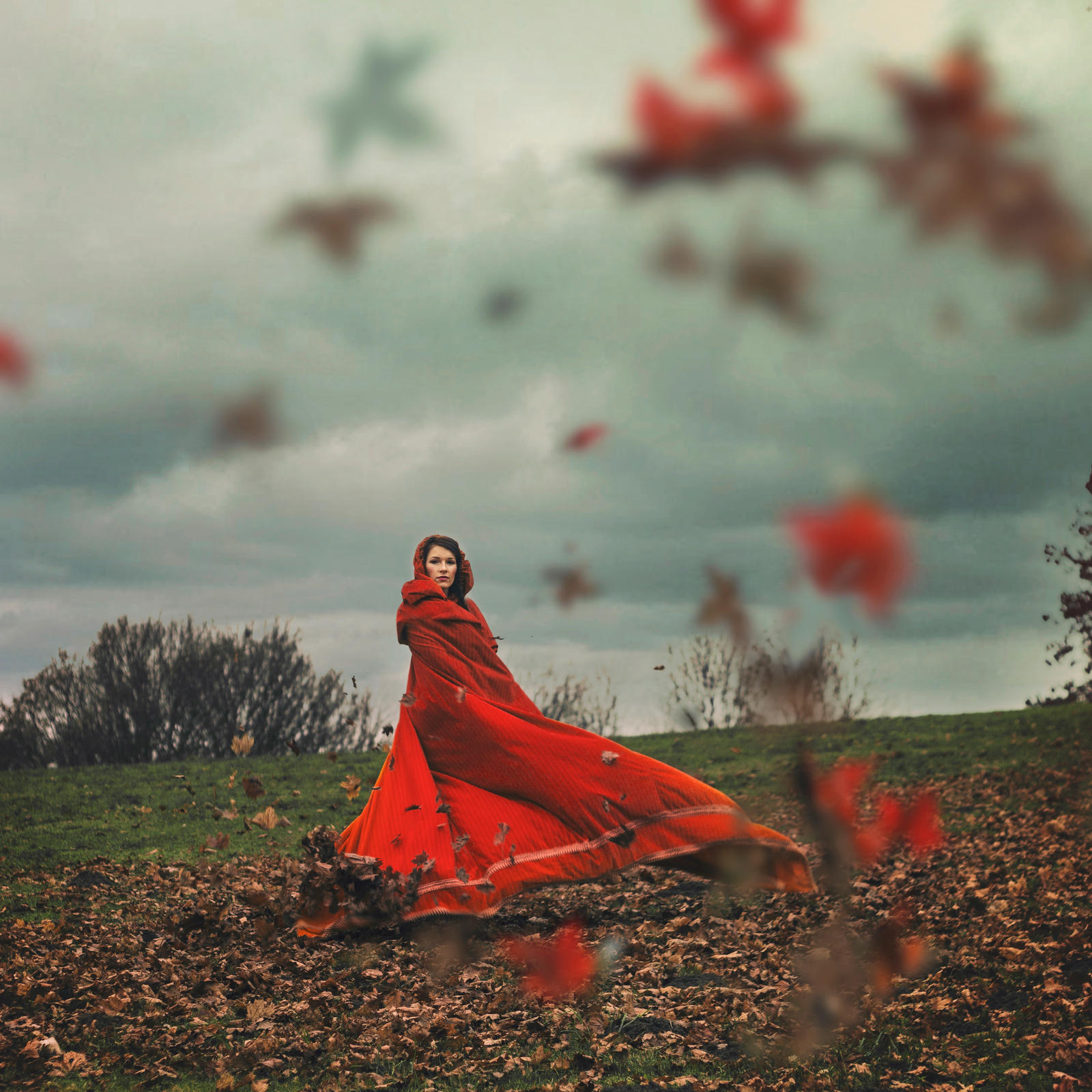 Anna is an Autumn Queen by losesprit