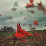 Anna is an Autumn Queen