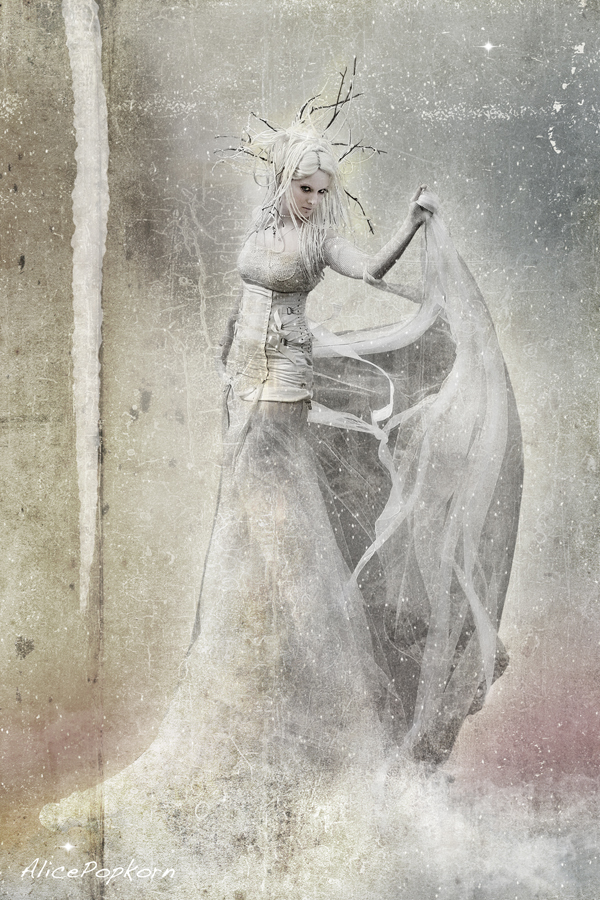 Ice Princess by alicepopkorn