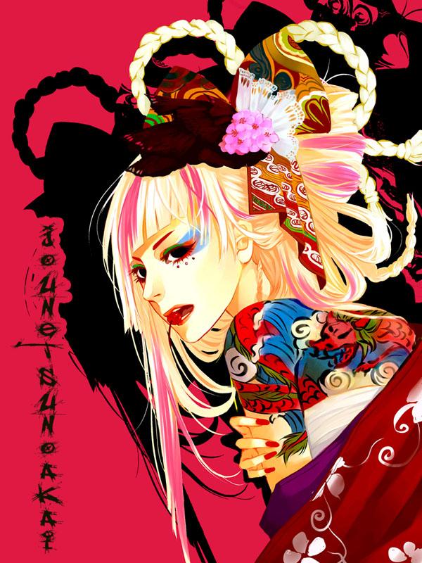 cherryblossom by jounetsunoakai