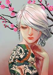 Commission-Shen by jounetsunoakai