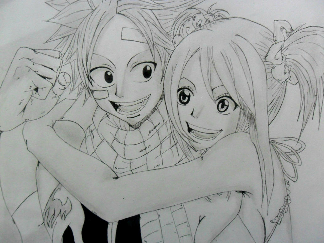 NaLu (Fairy Tail) by yusaemi
