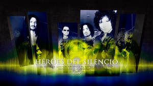 Heroes del Silencio by Moniquiu