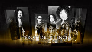 Heroes del Silencio v2 by Moniquiu