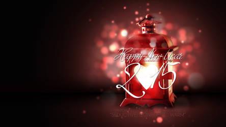 Happy New Year 2015 by Moniquiu