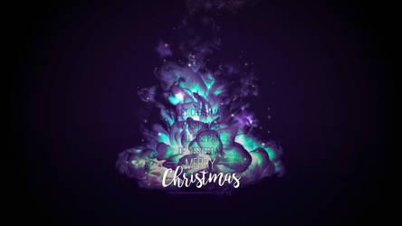 Merry Christmas 2016 by Moniquiu