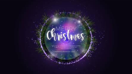 Merry Christmas 2018 by Moniquiu