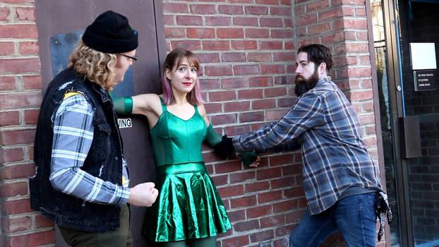 Episode 19: Gardenia battles the hipster thieves