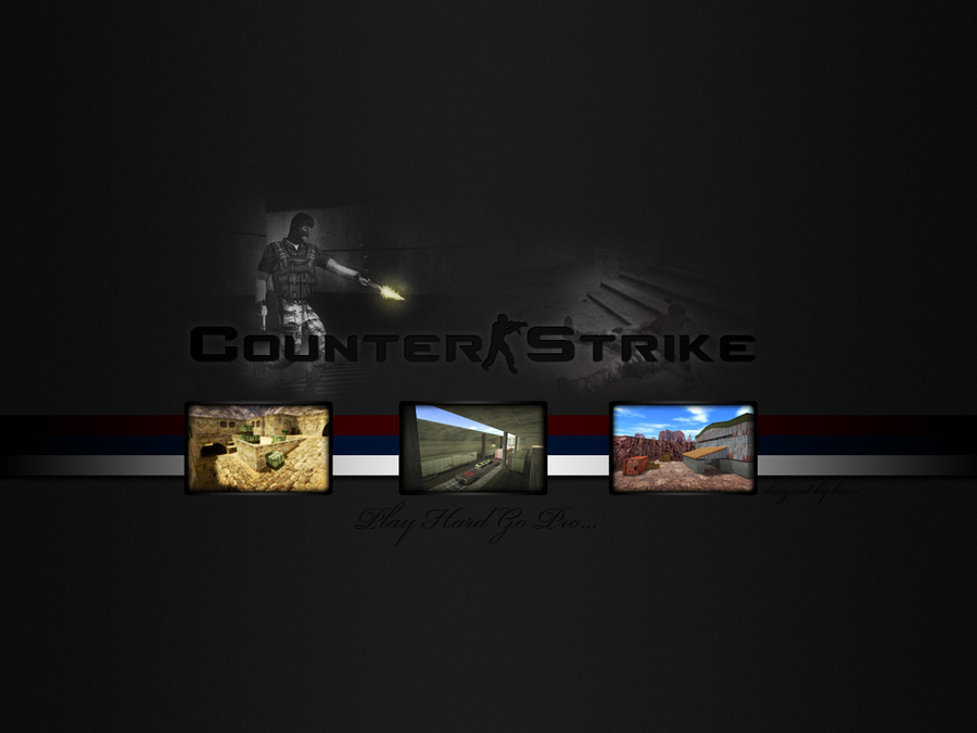 Counter Strike Logo Wallpaper Counter Strike Wallpaper by