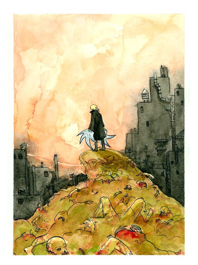 Apocalypse - Deadbolt by cairnidays