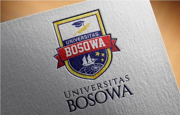 logo universitas bosowa makassar by ayasmonsterzapi on