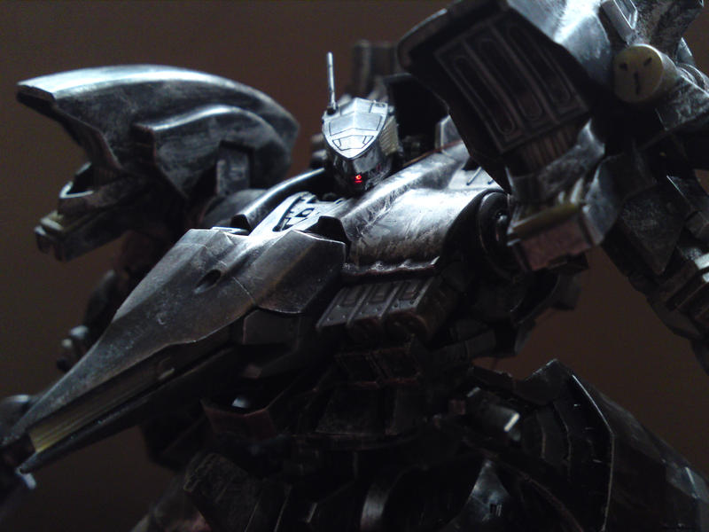armored core 4 AALIYA