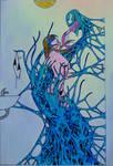 Symbiote shower