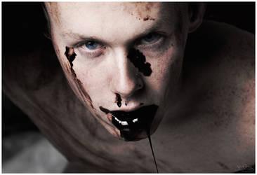 Black Blood by SnuggliePuff