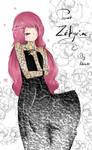 [R] [OC] Zefyrine ~