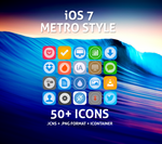 iOS 7 Metro Style