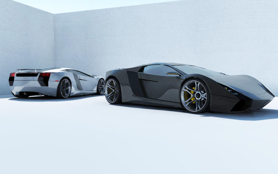 Lamborghini Concept By Wizzoo7 On Deviantart