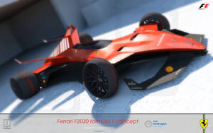 F2030 fuel cell F1 by wizzoo7