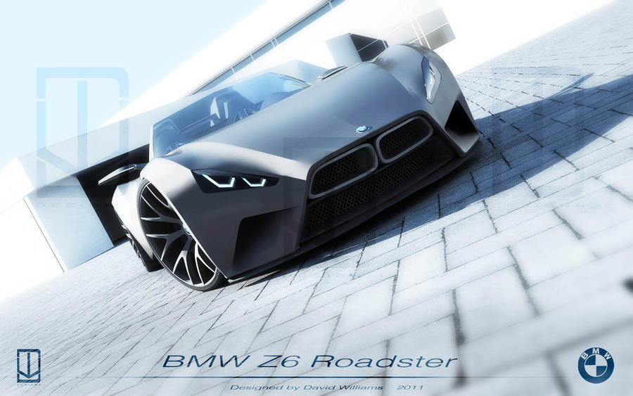 Bmw Z6 Roadster By Wizzoo7 On Deviantart