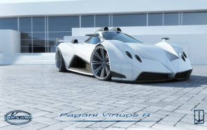 Pagani Virtuos R by wizzoo7