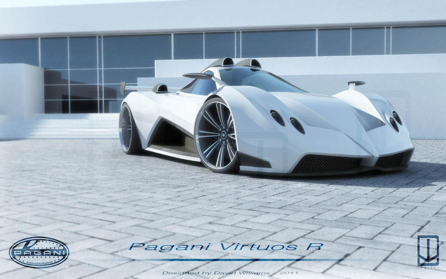 Pagani Virtuos R By Wizzoo7 On Deviantart