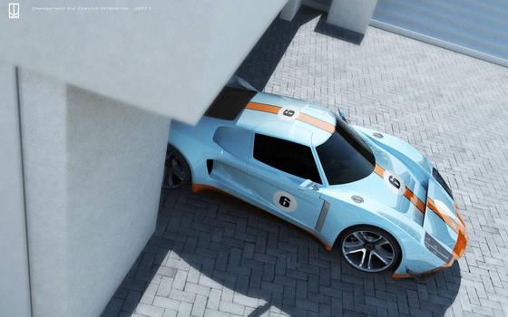 Gulf GT conept
