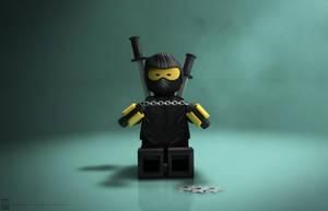 Lego Ninja Man