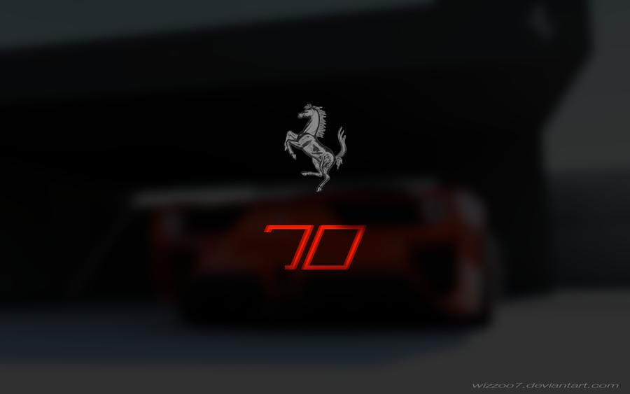 Ferrari F70 concept by wizzoo7