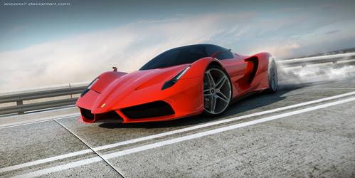 F70 Drift by wizzoo7