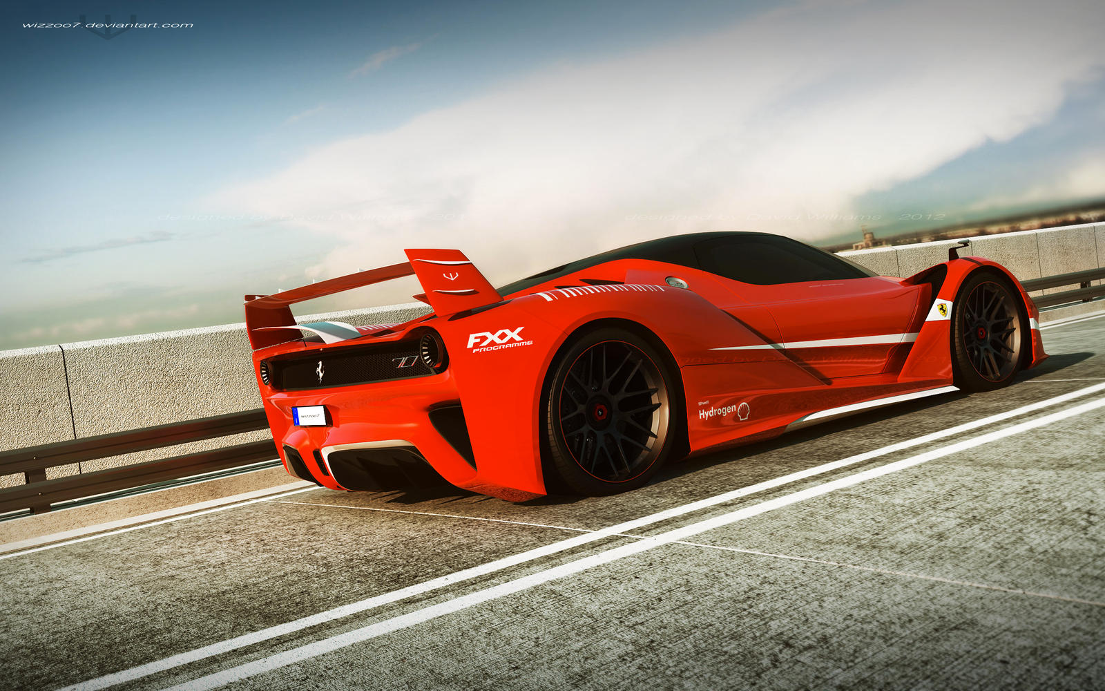 FXX by wizzoo7