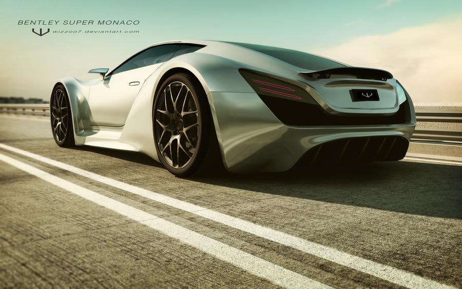 Super Monaco by wizzoo7