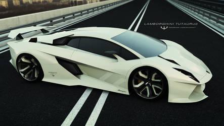 Lamborghini concept by wizzoo7