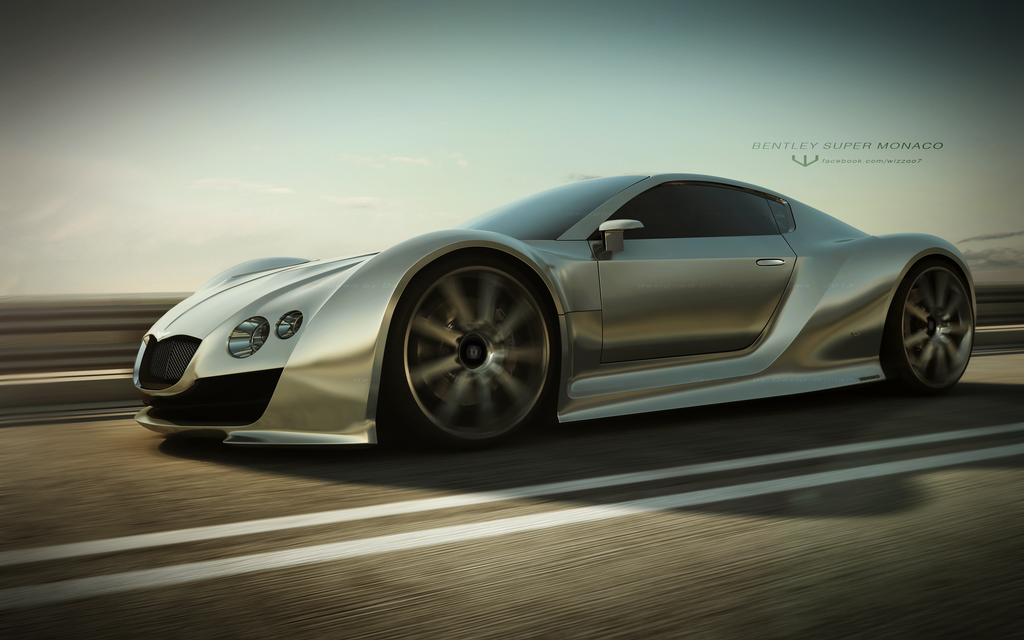 Bentley Super Monaco by wizzoo7