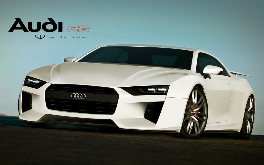 Audi R6 by wizzoo7