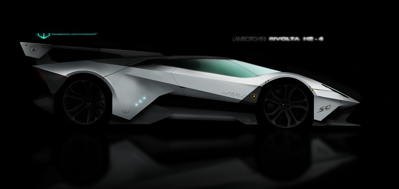Lamborghini Rivolta by wizzoo7