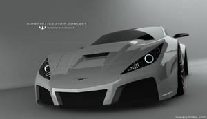 Supervettes SV8-R concept