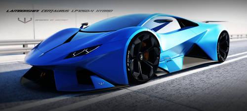Lamborghini Centaurus