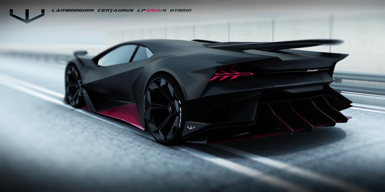 Lamborghini Centaurus Hypercar By Wizzoo7 On Deviantart