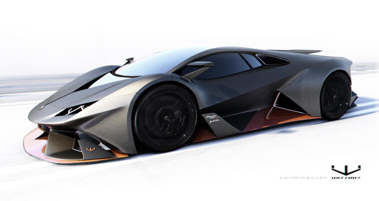 2021 Lamborghini by wizzoo7