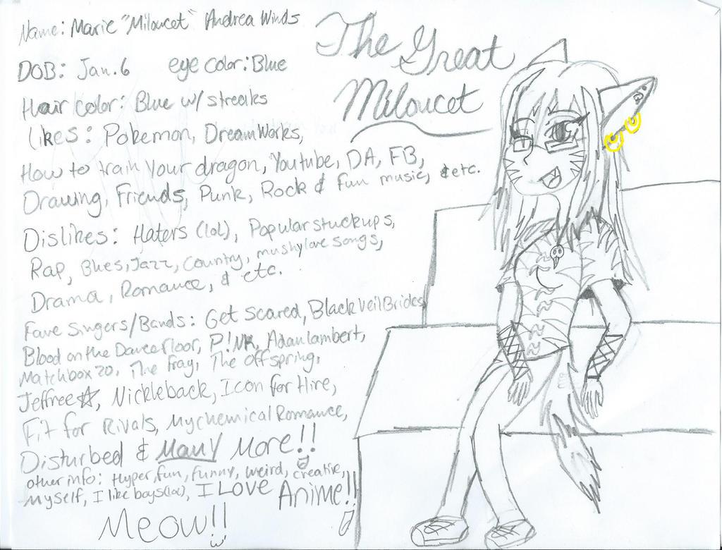 miloucet's Profile Picture