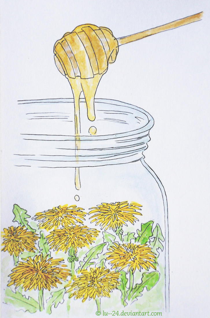 Wildflower honey [IF] by lu--24
