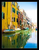 Venice Canal by Kookaburragirl