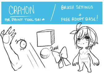Crayon for SAI by zenarii